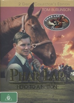 Phar Lap - Hero to a Nation - DVD