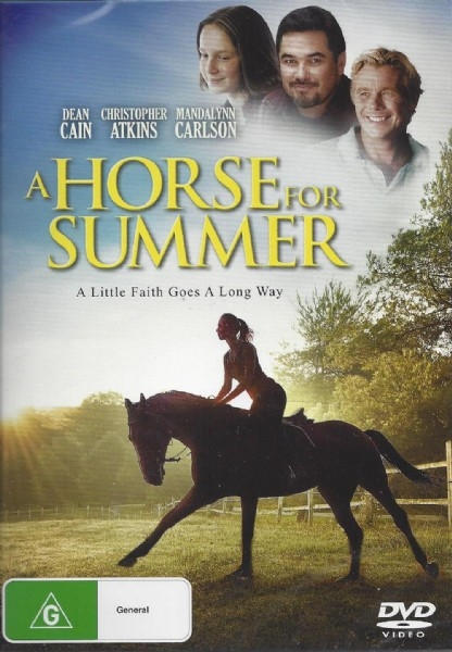 A Horse For Summer - Family Horse Movie - DVD