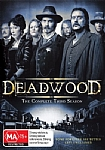 Deadwood - Complete Season 3 - DVD
