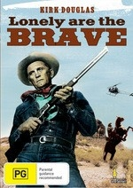 Lonely Are the Brave - DVD