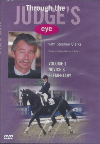 Through the Judge's Eye - Volume One - Novice and Elementary - DVD
