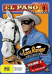 The Lone Ranger (El Paso) Collection Volume 2 - DVD