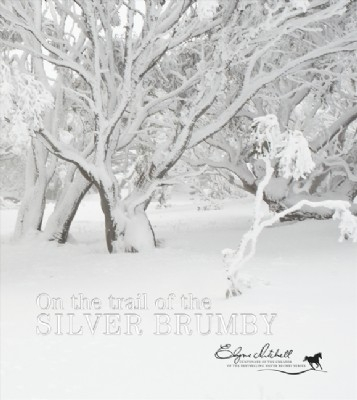 On the Trail of the Silver Brumby - HB