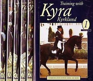 Training with Kyra - Entire Box Set - DVD