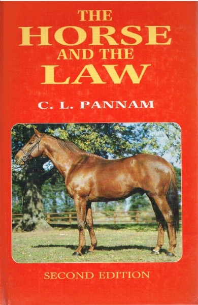 The Horse and the Law- Second Edition - HB