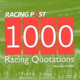 Racing Post - 1000 Racing Quotations