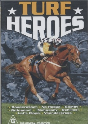 Turf Heroes Volume 1 - DVD