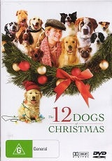 12 Twelve Dogs of Christmas - DVD