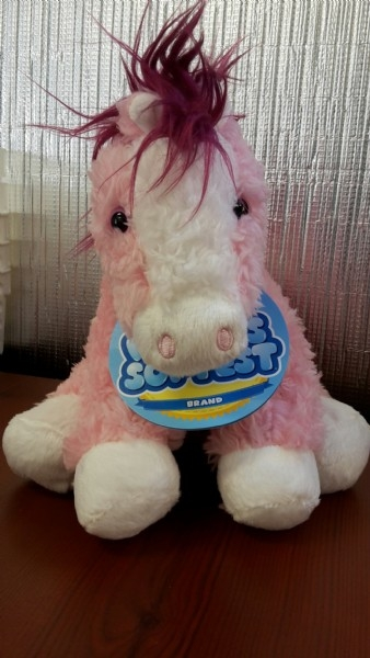 World's Softest Plush: 12 Hailey Horse