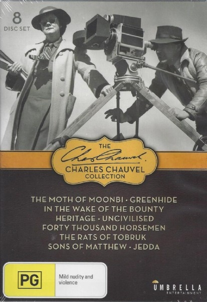 The Charles Chauvel Collection - DVD's