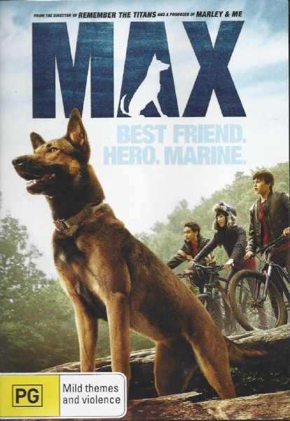 Max - Family Dog Movie - DVD