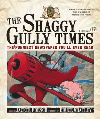 The Shaggy Gully Times - Children's Picture Book - PB