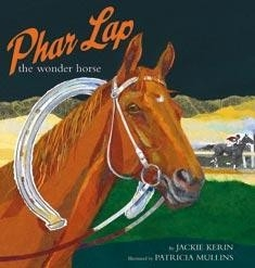 Phar Lap the Wonder Horse - PB