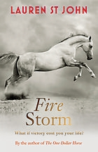 Go For Gold Book 3 - Fire Storm - PB