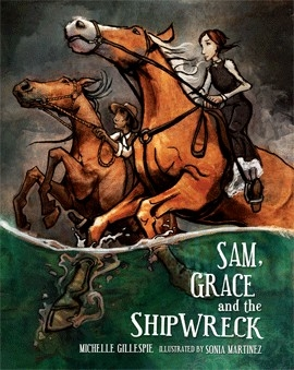 Sam, Grace and the Shipwreck - HB