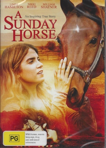 A Sunday Horse - Family Horse Movie - DVD