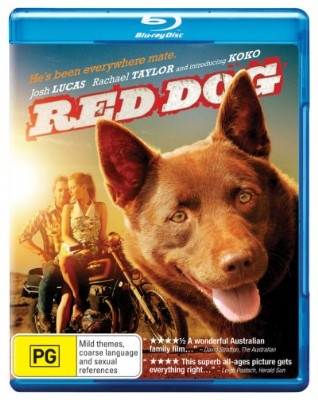 Red Dog - Blu Ray