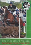 Mitsubishi Motors Badminton Horse Trials 2015 - DVD