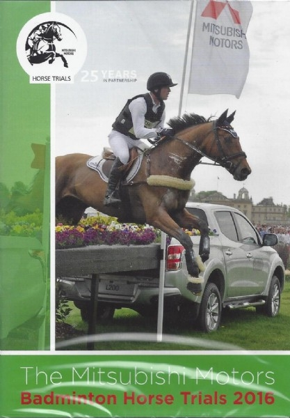Mitsubishi Motors Badminton Horse Trials 2016 - DVD