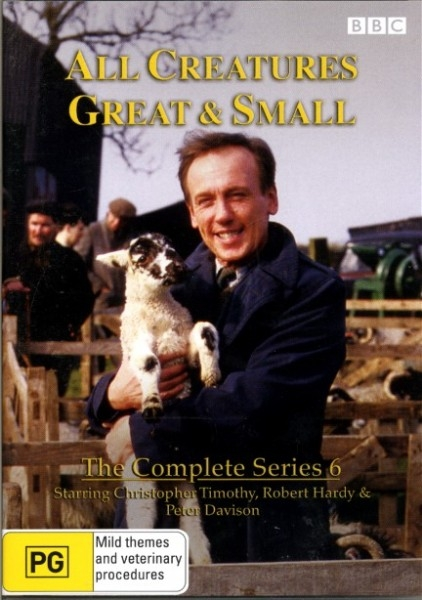 All Creatures Great and Small - Complete Season 6 - DVDs