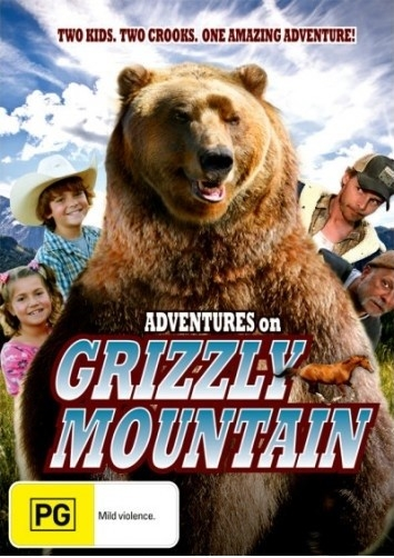 Horse Crazy Too - Adventures on Grizzly Mountain - Region 4 (Aust & NZ) DVD