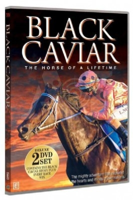 Black Caviar:  The Horse of a Lifetime - DVD