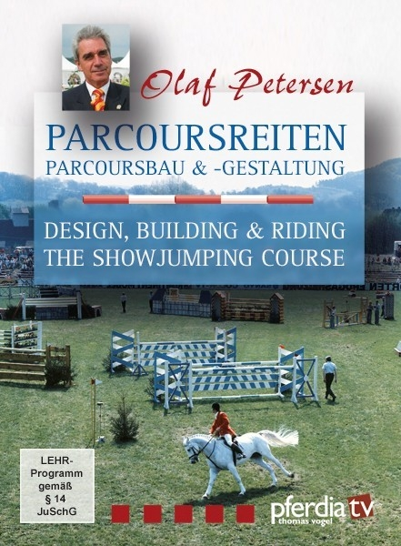 Design, Building & Riding the Showjumping Course with Olaf Petersen - DVD