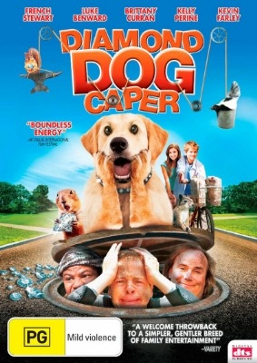 Diamond Dog Caper - DVD