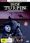 Dick Turpin TV Series - Complete Season 2 - DVD