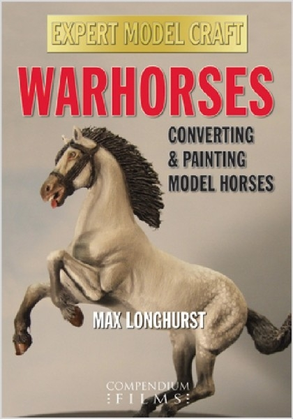 Expert Model Craft: Warhorses - All Region DVD