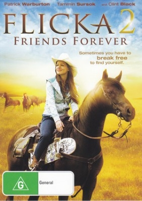 Flicka 2: Friends Forever - DVD