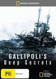 Gallipoli's Deep Secrets - National Geographic - DVD