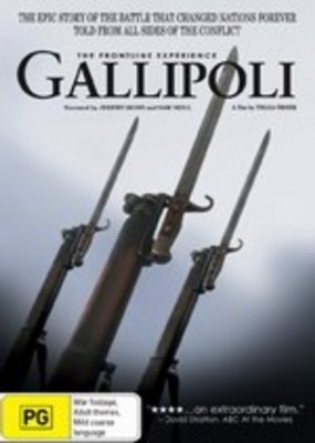 Gallipoli: The Front Line Experience - DVD