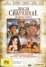High Chaparral: Complete Season 3 - DVD