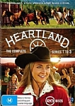 Heartland Complete Series 1 - 5 Box Set - DVD