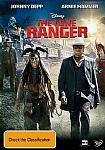 Disney's Lone Ranger Movie - DVD