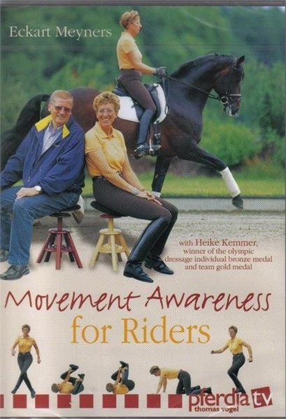Movement Awareness for Riders with Eckart Meyners - DVD
