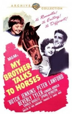 My Brother Talks to Horses - (NTSC) DVD
