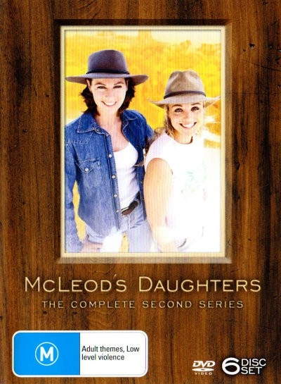 McLeod's Daughters - Complete Second Series - DVDs