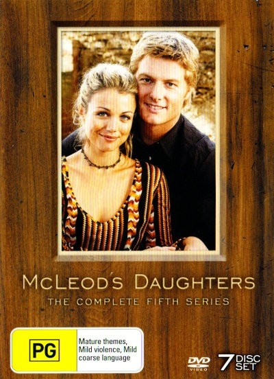McLeod's Daughters - Complete Fifth Series - DVDs