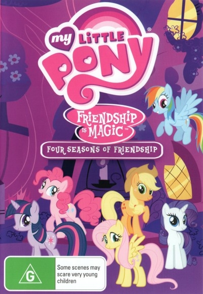 My Little Pony: Friendship is Magic: Four Seasons of Friendship (Vol 3) - DVD