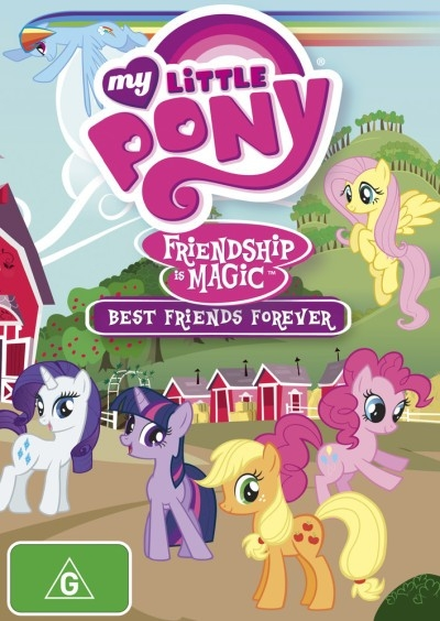 My Little Pony: Friendship is Magic: Best Friends Forever (Vol 5) - DVD