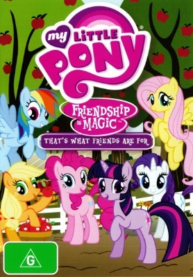 My Little Pony: Friendship is Magic: Thats What Friends Are For (Vol 2) - DVD