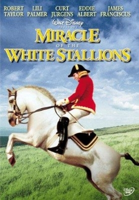 Miracle of the White Stallions - NTSC (Region 1) DVD