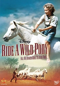 Ride a Wild Pony - Region 1 (NTSC) DVD