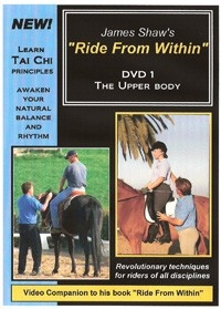 Ride From Within Volume 1: The Upper Body  with James Shaw - DVD
