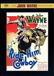 Ride Him Cowboy - Region 1 (NTSC) DVD