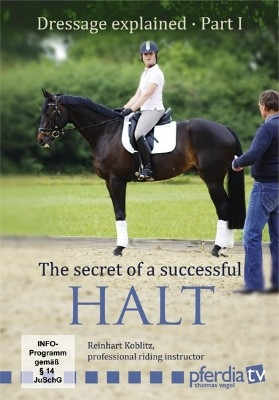 Secrets of a Success Halt with Reinhart Kobitz - DVD