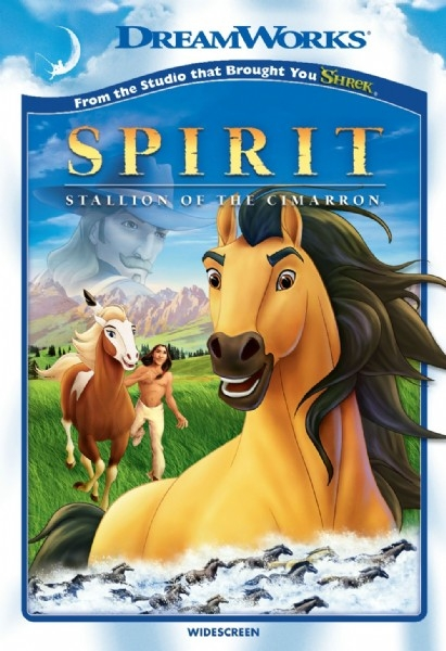 Spirit: Stallion of the Cimarron - DVD