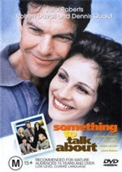 Something To Talk About - Region 1 (NTSC) DVD